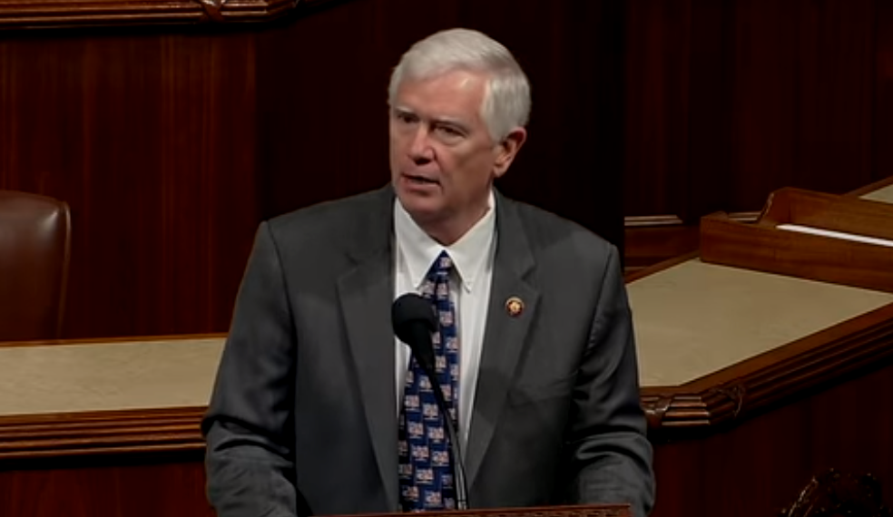 Rep. Mo Brooks Quotes Hitler on the Floor of the House