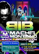 Sun July 3rd 2011 - Machel Montano HD Back in Brooklyn Concert