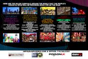 2011 DJ SPICE Carnivals Worldwide