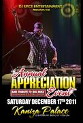 Web DJ Spice Appreciation ft