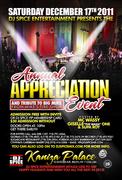 Web DJ Spice Appreciation bk