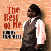 Album Title ''THE BEST OF ME'' RUDDY CAMPBELL