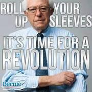 Vote Bernie Sanders 2016