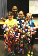 See our Rachel's Challenge Chain, Mr Dorsey!
