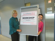 Before the workshop started