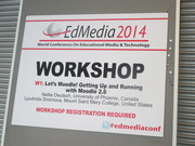 Poster for the workshop