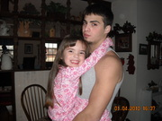 my two wonderful kids Dylan Mark Albert and Alyson Marie Albert