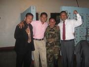CUANDO PREDIQUE DE SOLDADO EN NICARAGUA.