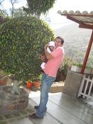 con mi nieta