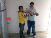 Mis hijas Yamila y Agustina