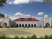 Masjid Two Floor Proposal