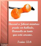 BUSCAD A JEHOVA