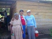 tia, abuela y la catira