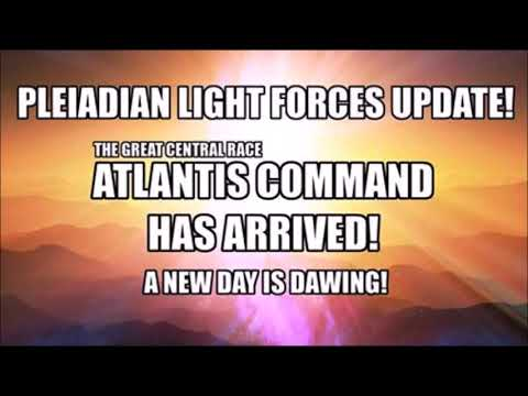 ATTENTION ALL STAR SEEDS!! -  Pleiadian Light Forces Transmission - ATLANTIS COMMAND HAS ARRIVED!!!