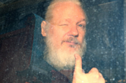 Julian Assange-The All Seeing Eye and Hidden Hand.