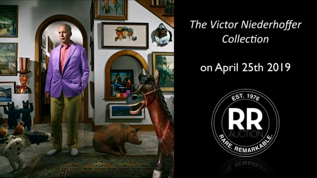 RR Auction - The Victor Niederhoffer Collection