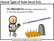 UN-Necrophilia