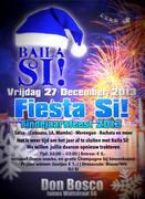 27 December Fiesta Si! Eindejaarsfeest 2013
