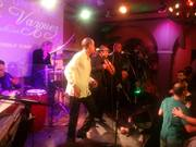 FRANKY FAZQUEZ bij Club Mystique