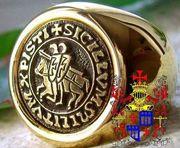 """Sigillum Militum Xpisti....Seal of the Army of Christ"""