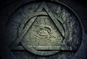 All Seeing Eye Pyramid & Infinite Circle of Life