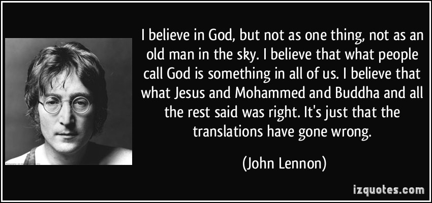 john on translations