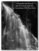 CONVERSATION WITH YOUR HEART