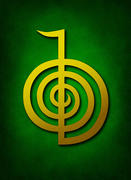 cho-ku-rei-golden-yellow-on-green-reiki-usui-symbol-cristina-velina-ion