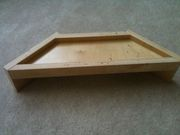 Corner Shelf for Bunk Bed