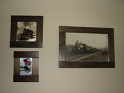 frames for my sons room.