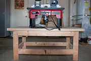 Router table table