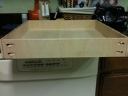front of drawer