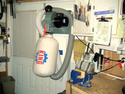 Ed's Dust & Air Collection System