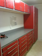 Garage Tool Crib Cabinet Project