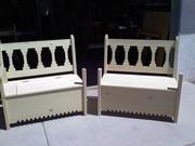 Garden benches for Sue