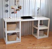 My Desk!  Built for $30