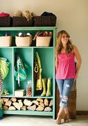 Locker-Style Cabinets