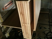 Side Table (Dog Crate cover)