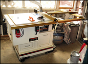 Table Saw Renovation