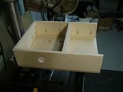 Drill press table base