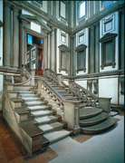 Laurentian_Library_Stair_-_View_2