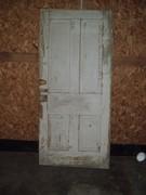 120 yr old Farm House Door