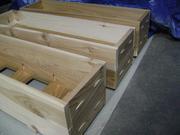 Cedar Flower Boxes 2