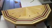Six Sided Inlay Table