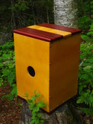 Cajon a percussion instrument from Peru