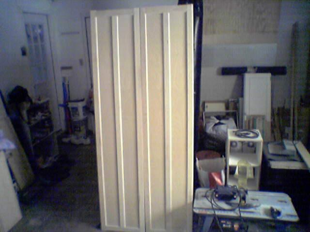 maple bifold doors