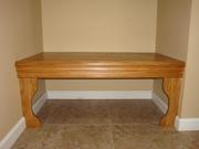 Hall Tree Bench