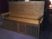 Kennel Bench