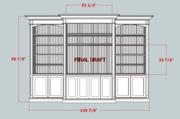 Sawyer Entertainment Center Design
