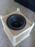 Speaker Side-Table (installed)